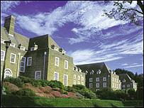 Pantycelyn halls of residence, Aberystwyth