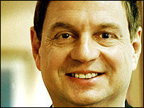 Denis Waxman - Hays chief executive