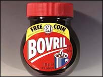 Tub of Bovril