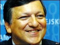 Jose Manuel Barroso, European Commission President