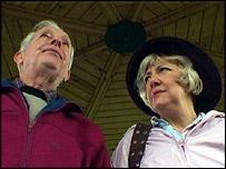 Mary and John Stephenson