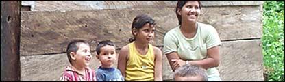 Desplazados de Colombia
