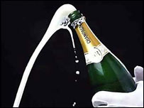 Champagne is one name the EU wants protected