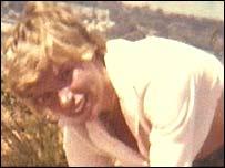 Maureen Mitchell in 1974
