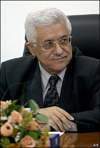 Mahmud Abbas, titular de la OLP y posible candidato oficialista (Mohammed Abed/AFP/Getty Images)