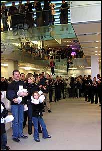Apple store, Regent Street
