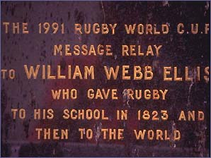 William Webb Ellis