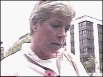 Survivor Maureen Mitchell