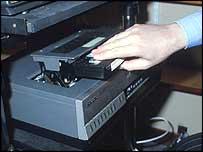Videograbadora VHS