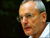 Jacques Barrot (courtesy of the EU)