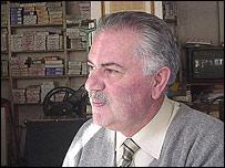 Newspaper owner Erol Huryurt