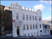 Old mansion in Kars