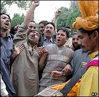 PPP supporters in Islamabad