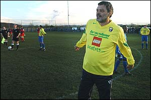 Socrates at Garforth Town