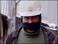 Rinconada miner, TVE