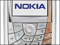 Nokia 7610 camera phone, Nokia