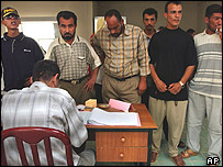 Registration in Iraq