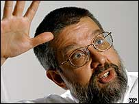 Former CIA analyst Mike Scheuer