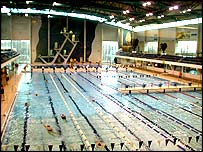 Makelanrinne swimming pool