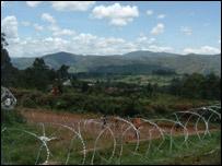 UN camp at Walungu