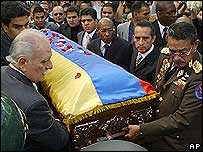 Funeral de Danilo Anderson