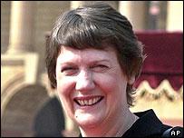 New Zealand Prime Minister Helen Clark, 20/10/2004