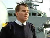 Commander Alex Lochrane