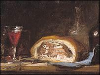 Le Paté de Jambon by artist Chardin