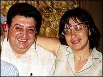 Vita Martinova (right), Journalist