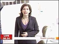 The BBC's Sophie Hutchinson reports from a dental surgery in Clapham