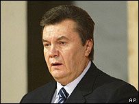 Viktor Yanukovych 