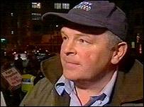 Brian Hughes of Llangeinor Hunt