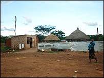 A village in north west Tanzania