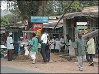 Kigoma, north west Tanzania