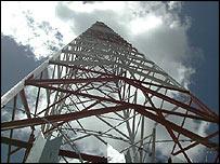 A mobile phone base station