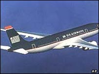 US Airways jet