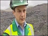 Quarryman Mark Jones