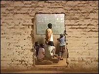 School in Zimbabwe