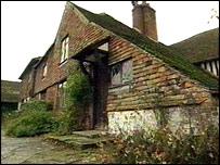 Noel Coward's former house