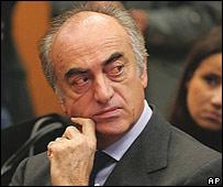 Antonio Giraudo, administrador delegado de Juventus