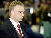Lions coach Brian Noble