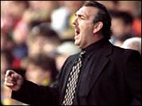Former Wales goalkeeper Neville Southall