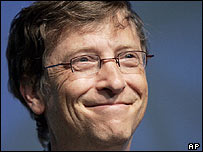 Bill Gates, Microsoft chairman