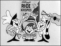 Rice Krispies ad