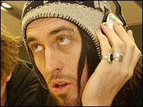MP3 listener