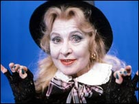 Molly Weir as Hazel the McWitch in Rentaghost
