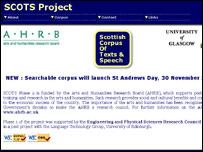 SCOTS homepage
