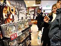 Band Aid CDs