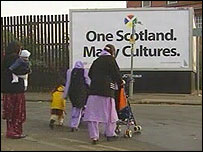 One Scotland, Many Cultures poster