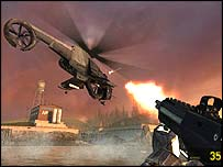 Screenshot of Half-Life 2